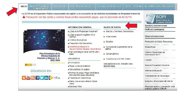 Patentes y marcas - Valtecsa España
